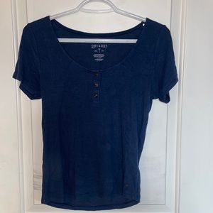 *2 for $22* American Eagle Soft and Sexy Tee